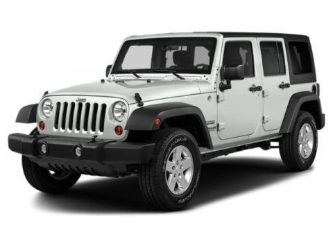 New 2018 JEEP Wrangler JK Golden Eagle