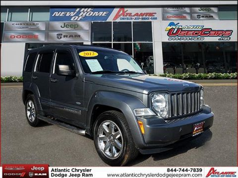 Pre-Owned 2012 Jeep Liberty Sport Latitude
