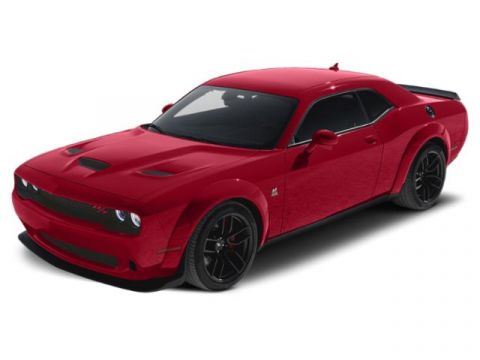New 2019 DODGE Challenger SRT Hellcat