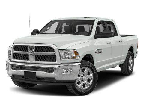 New 2017 RAM 2500 Big Horn